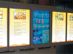 Multimedia Menu System